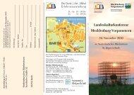 Landeskulturkonferenz Mecklenburg-Vorpommern - Kulturportal ...
