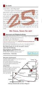 März, April 2013 - Bochumer Kulturrat eV - Seite 2