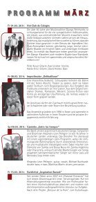 März, April 2013 - Bochumer Kulturrat eV - Seite 3