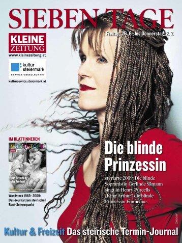 DOWNLOAD Teil 1/2 - Kultur Service Gesellschaft Steiermark