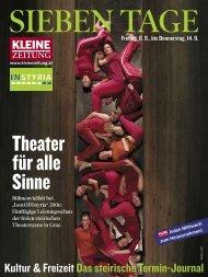 14. SEPTEmbER - Kultur Service Gesellschaft Steiermark