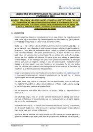 Vejledning om tilskud til lokalradio og -tv, pdf. - Kulturstyrelsen