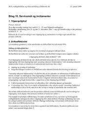 Bilag 10: Erstattet 6. maj 2005 - Kulturstyrelsen