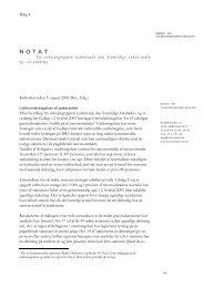 Bilag 4: Notat om lytterundersøgelsen (inkl. tabeller) - Kulturstyrelsen