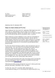 [pdf] TV 2/Fyn Jesper Andersson - Kulturstyrelsen