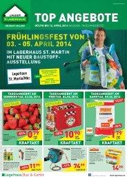 Lagerhaus Frühlingsfest 2014