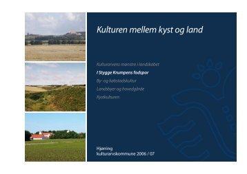 2. Kulturen mellem kyst og land - I Stygge Krumpens fodspor.