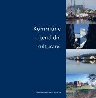 Kommune – kend din kulturarv!