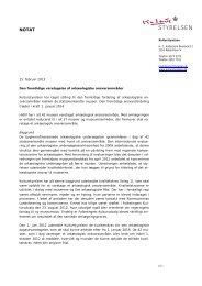 Fremtidig fordeling af arkæologisk ansvar - Kulturstyrelsen