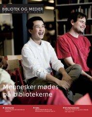 Hent Bibliotek og Medier 2011:2 - Kulturstyrelsen