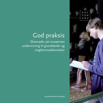 Download publikationen God praksis i pdf-format