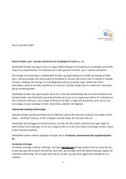 Medierådet for børn og unges notat om ... - Kulturstyrelsen