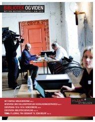 Hent Bibliotek og Viden 2012:2 - Kulturstyrelsen