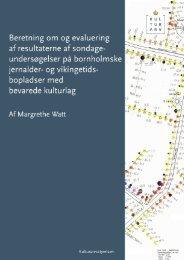 Download Beretning om og evaluering af resultaterne.. (PDF