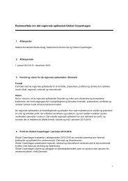Bilag 3 Global Copenhagen - Københavns Kommune