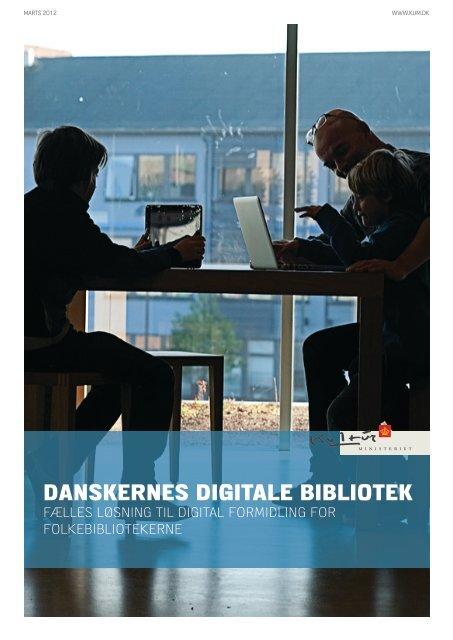 Danskernes Digitale Bibliotek - Kulturstyrelsen