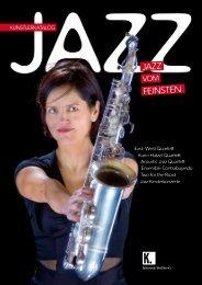 Jazz Feinsten - Kulturverein Westfalen