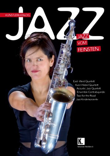 Jazz Feinsten - Kulturverein Westfalen