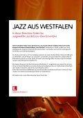 Jazz Feinsten - Kulturverein Westfalen - Seite 2