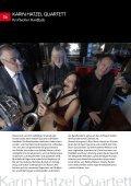 Jazz Feinsten - Kulturverein Westfalen - Seite 6