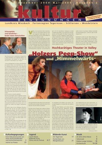 PDF-Datei zu diesem Artikel - Kulturvision