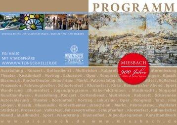 Miesbach - Kulturvision