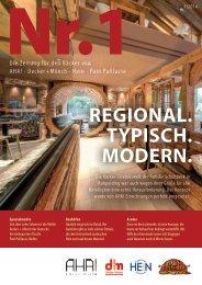 Nr.1 - Ausgabe 1-2014