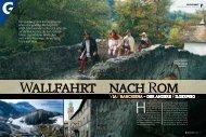 Via fRancigena – DeR anDeRe PilgeRWeg - Kulturwege Schweiz