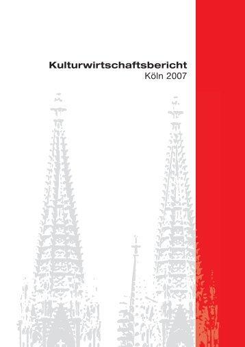 PDF im Download - Kulturwirtschaft – Culture & Creative Industries ...