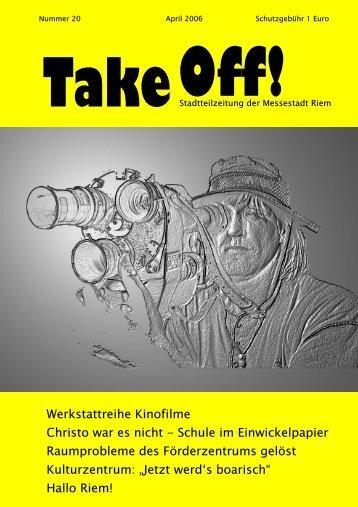 Ausgabe Nr. 20 - Kulturzentrum Messestadt