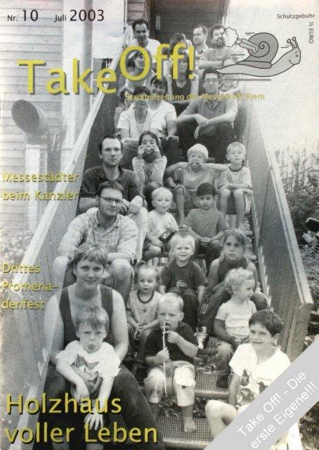 Ausgabe Nr. 10 - Kulturzentrum Messestadt