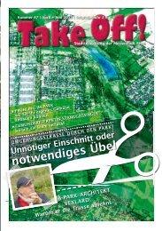 Take Off Nr. 47 - Kulturzentrum Messestadt