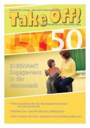 Take Off Nr.50 (PDF 3,1 MB) - Kulturzentrum Messestadt