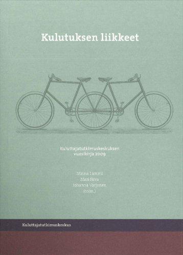 koko kirja, PDF - Kuluttajatutkimuskeskus