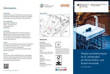 PDF: 494,3 KB - Initiative Kultur- und Kreativwirtschaft