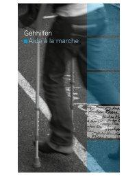 Gehhilfen Aide à la marche - Kuhn und Bieri AG