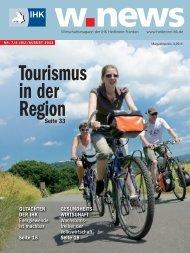 Freizeit, Tourismus, Kultur | w.news 07-08.2012