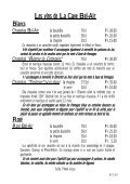 carte des vins - Gate24.ch - Page 2