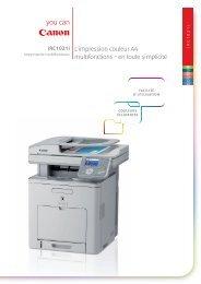 L'impression couleur multifonctions - Gate24.ch