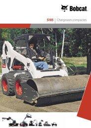 Chargeuse compacte S185 - Bobcat.eu