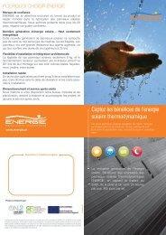 Notre brochure - Gate24.ch