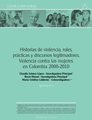 7 - VIOLENCIA CONTRA LAS MUJERES EN COLOMBIA