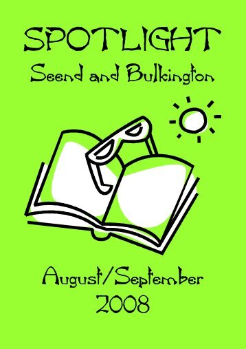 Aug & Sept 08 Spotlight.pdf - Seend Home Page