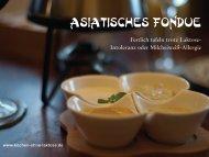 Festlich tafeln trotz Laktose- Intoleranz oder Milcheiweiß-Allergie