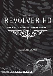 REVOLVER HD - Cabrinha