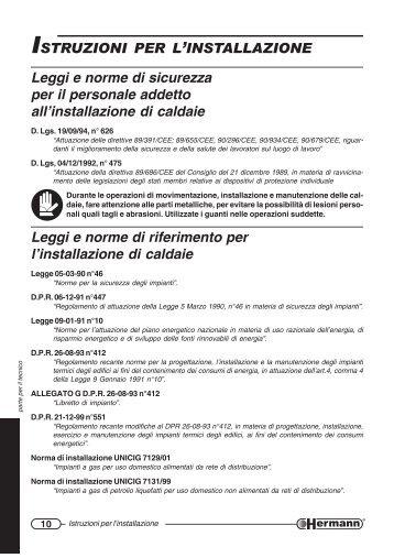 ISTRUZIONI PER L - The Initiative Group