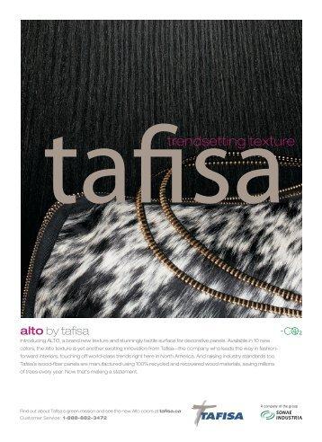 ALTO by Tafisa