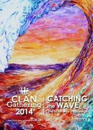CLAN Gathering 2014 - Programme