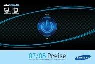07/08 Preise - Also.com