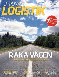 Uppdrag Logistik #2 2008 - Posten